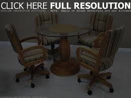 Dinette Sets With Caster Chairs by Dinette Sets With Caster Chairs Home Chair Decoration