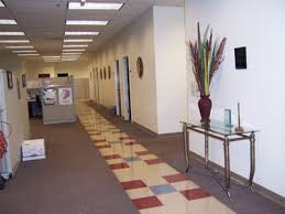 memphis tile floor waxing buffing office keepers
