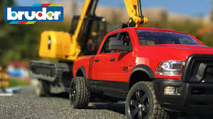 Construction Toys: RC Excavator Bruder Toys And Dodge RAM 2017 In ... Ram 3500 Dually 12volt Powered Ride On Black Toys R Us Canada Ram Battery Truck Kids Longhorn 12 Volt 116th Ertl Big Farm Case Ih Dealership Quad Roll Lock Soft Tonneau Cover Fit 19942001 Dodge 65ft 78 Amazoncom New Ray Dodge Fifth Wheel With Horse 1500 Pickup Red Jada Just Trucks 97015 1 Wyatts Custom Ford Wired Remote Control Games Review Unboxing Diecast Maisto Pickup For Kids Cheap Box Find Deals On Line At 2014 Megacab Longbed Pumpkin Spice
