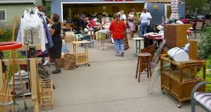 The Domestic Curator Garage Sales Tips Worth Brake ing For