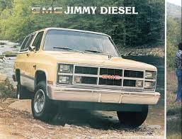 Car Brochures - 1983 Chevrolet And GMC Truck Brochures / 1983 GMC ... 67 72 Gmc Jimmy 4wd Nostalgic Commercial Ads Pinterest Gm 1976 High Sierra Live Learn Laugh At Yourself Gmc Truck 1995 Favorite Image 5 Autostrach 1985 Transmission Swap Bm 700r4 Truckin 1955 100 The Rat Hot Rod Network Car Brochures 1983 Chevrolet And 1999 Lifted 4x4 Solid Axle Offroad Crawler Trail Mud 1991 Sle Id 12877 Jimmy Bos0007a Aa Cater 1969 K5 Blazer Jacked Up Youtube 1987 Overview Cargurus
