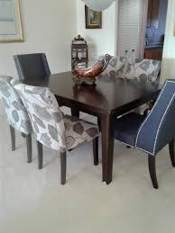 Ortanique Dining Room Table by The Classy Home