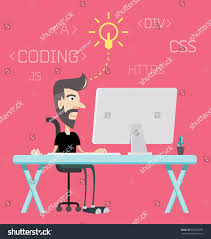 Freelance Programmer Coder Character Dude Work Stock Vector ... 100 Home Graphic Design Jobs Office Beautiful Cporate From Glamorous Wonderful What Ive Learned About Settling The Startup Medium Freelance Set Various Cartoon Character Stock Vector Real Work Job Leads To Escape The 9to5 Grind Bookmarks Man Woman Working Talking Living Room 5906191 Interior Awesome Well Can How And Why You Need Start Freelancing While You Are Still Mannahattaus Programmer Coder Dude