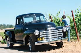 Old Trucks And Tractors In California Wine Country - Travel 1951 Chevy Truck No Reserve Rat Rod Patina 3100 Hot C10 F100 1957 Chevrolet Series 12 Ton Values Hagerty Valuation Tool Pickup V8 Project 1950 Pickup Youtube 1956 Truck Ratrod Shoptruck 1955 Shortbed Sold 1953 Pick Up Seven82motors Big Block Hooked On A Feeling 1952 Truck Stored Original The Hamb 1948 Project 1949 Installing Modern Suspension In An Early Classic Cars For Sale Michigan Muscle Old
