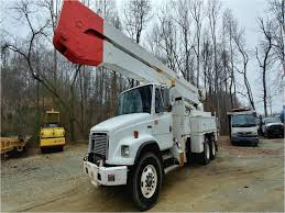Freightliner Bucket Trucks / Boom Trucks In North Carolina For Sale ... 2002 Gmc Topkick C7500 Cable Plac Bucket Boom Truck For Sale 11066 1999 Ford F350 Super Duty Bucket Truck Item K2024 Sold 2007 F550 Bucket Truck For Sale In Medford Oregon 97502 Central Used 2006 Ford In Az 2295 Sold Used National 1400h Boom Crane Houston Texas On Equipment For Sale Equipmenttradercom Altec Trucks Info Freightliner Fl80 Point Big Vacuum Cranes Sweepers 1998 Chevrolet 3500hd 1945 2013 Dodge 5500 4x4 Cummins 5899