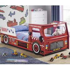 Samson Fire Engine Bed | Modern & Contemporary Furniture Red Fire Engine Bed With Led Lights Majestic Furnishings Truck Woodworking Plan By Plans4wood Kidkraft Toddler Wayfaircouk Mtbnjcom Freddy Single Amart Fniture Truck Bed Step 2 Little Tikes Toddler Itructions Inspiration Amazoncom Delta Children Wood Nick Jr Paw Patrol Baby Fresh Step Pagesluthiercom Cheap Set Find Deals On Line At 460330 Bunk Beds Seatnsleep Coolest Ever Firefighter In Florida Builds Replica Fire