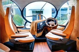 Orange Leather Body The Most Expensive RV In World
