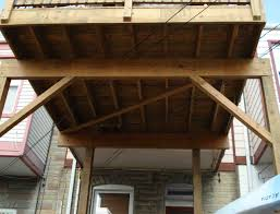 Free Standing Deck Bracing by Deck Bracing Radnor Decoration