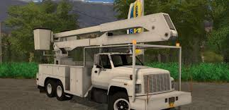 100 Top Kick Truck GMC Kick Bucket FS17 Farming Simulator 2017 17 LS Mod