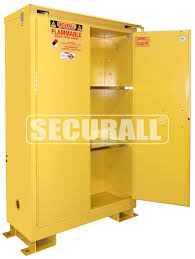 Flammable Safety Cabinet 30 Gallon by Securall Weatherproof Storage Cabinets Weatherproof Safety