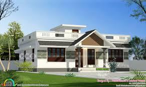 100 Minimal House Design 1565 Sqft Single Floor Minimal House Design Kerala Home