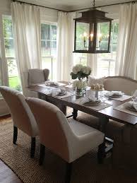 Awesome Modern Dining Room Curtains With Top 25 Best Ideas On Pinterest Living
