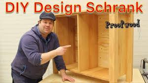 du willst einen schrank bauen designer möbel selber bauen