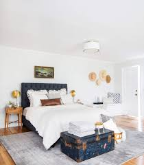 Target Sofa Bed Sheets by Neutral Bed Styling Our Staged Guest Suite Emily Henderson