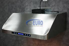 30 Inch Ductless Under Cabinet Range Hood by Kitchen Awesome Spagna Vetro 30 Inch Wall Mounted Stainless Steel