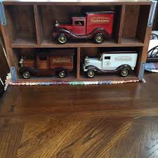 100 Carolina Classic Trucks Budweiser Wood Crate Anheuser Busch By Vintage Editions