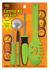 Superhero Pumpkin Carving Kit by Halloween Essentials