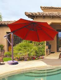 Large Cantilever Patio Umbrella by Cantilever Patio Roof Bio Beam Bridge Home 50 Foot Cantilever