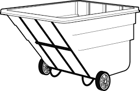 Plastic Tilt Truck - Max. 544.3 Kg | 1025 Series - Rubbermaid Rubbermaid Fg102800bla Rectangle Dome Tilt Truck Lid Plastic Black Cart Wheels Trash Cans Rubbermaid 135 Cu Ft Capacity 450 Lb Load Akro Mils 60 Gal Grey Without Tilt Truck Max 2722 Kg 1011 Series Videos Rotomolded By Commercial Rcp1314bla Cleaning Equipment Supplies Refuse Control Debris Removal Carts Trucks In Stock Uline Abandoname Dump 1 2 Cubic Yard 850pound