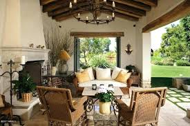 Spanish Style Homes Interior Home Decor Design Luxury Colonial With Patio