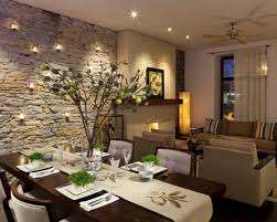 Interior Design For Living Room And Dining Gorgeous