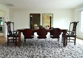 Fascinating Should You Put A Rug Under Dining Room Table Area Rugs Images