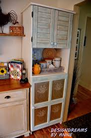 DesignDreams by Anne Make a Plain Cabinet into a Pie Safe