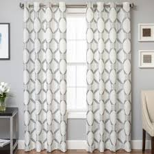 Bed Bath And Beyond Gray Sheer Curtains by Buy 96 Inch Curtains From Bed Bath U0026 Beyond
