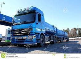 100 Mercedes Benz Truck 2013 Blue Actros Heavy Duty Editorial Image Image