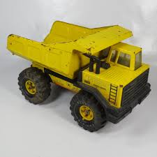 Vintage Metal TONKA Turbo Diesel Truck-Item #331C43 – Look What I Found