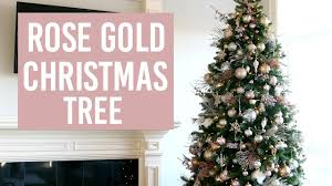 12 Ft Christmas Tree by Decorate With Me Christmas Tree How To Youtube