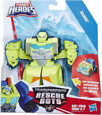 Transformers Rescue Bots Playskool Heroes Salvage Action Figure ...