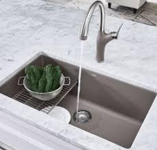 build ca blanco 406536 floating stainless steel sink grid