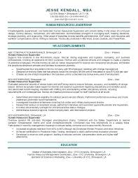 Sample Hr Resumes Samples Resume Regarding Keyword With Regard To For Manager Executive In India
