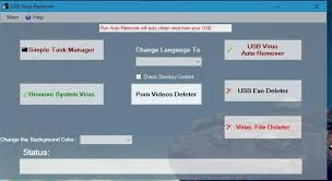 USB Virus Remover Free and software reviews CNET