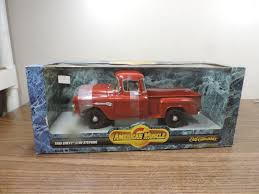ERTL American Muscle 1 18 Scale 1955 Chevy 3100 Stepside Pickup ... Chevrolet Other Pickups Big Block Window Restored Show Truck One Family Owned 1955 Chevy Cameo Barn Find Cameo Us Classic Autos Pinterest Ertl American Muscle 3100 1 18 Scale Metal Die Stepside Project Pickup California Import Uk Modern Dealership In Winston Salem Nc 4door Ewillys Coinental Kits Complete Detailed And Authentic All Models On Ebay A 1957 Bel Air Twodoor Convertible Dual Quad Corvette Race Car For Sale Gm Authority 76 Greattrucksonline Cars For Michigan Old
