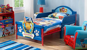 Modern Decoration Paw Patrol Bedroom Nickelodeon Paw Patrol 3D
