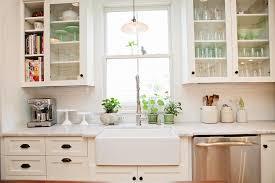 100 Sophisticated Kitchens White Porcelain Single Antique Apron Front