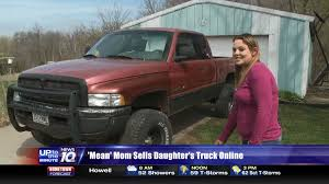 Mean' Mom Sells Daughter's Truck On Craigslist - Orlando Sentinel