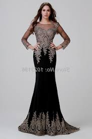 cheap black and gold prom dresses vosoi com
