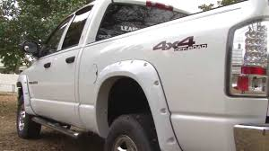 100 Wheel Flares For Trucks How To Install Bushwacker Fender By Mark Polk YouTube
