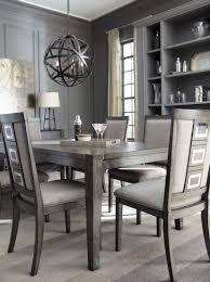 Chadoni Gray Ashley Dining Room Sets Pub Style Table