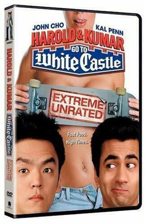 Harold & Kumar Go to White Castle Bluray