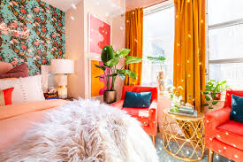 100 Sexy Living Rooms Libby Colorfully Maximalist Colorful Apartment Tour