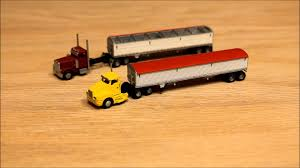 98 N Scale Trucks 3d TruckTrailer Printing Projects June 2013 Update YouTube