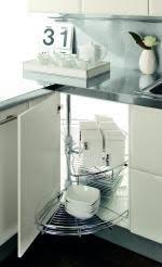 accessoire meuble cuisine accessoires pour meuble bas d angle de cuisine destockage grossiste