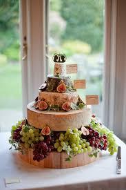 How To Make A Cheese Wheel Wedding Cake