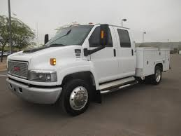 100 Gmc C4500 Truck USED 2004 GMC TOPKICK SERVICE UTILITY TRUCK FOR SALE IN AZ 2313