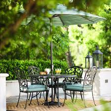 Patio Dining Sets Home Depot by Home Decorators Collection Outdoor Madrid 5 Piece Bronze And