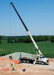 Truck-mounted Crane / Boom / Loading - National Crane 800D ...